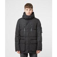 Mens Barbour International Bankside Quilted Jacket - Black, Black