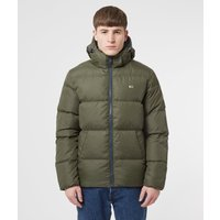 Mens Tommy Jeans Essential Down Jacket - Green, Olive/Olive