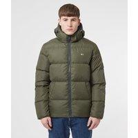 Mens Tommy Jeans Essential Down Jacket - Green, Olive/Olive
