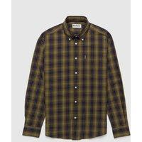 Mens Barbour Classic Tartan Shirt - Green, Green