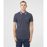 Mens BOSS Paddy Polo Shirt - Blue, Blue