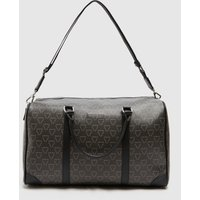 Mens Valentino Bags Barty Holdall - Black, Black