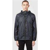 Mens Barbour International Accelerator Jacket - Black, Black