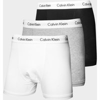 Calvin Klein 3-Pack Boxer Shorts - Black, Black