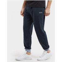 BOSS Night Cuff Fleece Lounge Pants - Navy blue, Navy blue