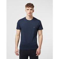 Emporio Armani 2-Pack Short Sleeve Logo T-Shirt - Navy blue, Navy blue