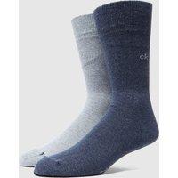 Calvin Klein 2-Pack Socks - Navy blue, Navy blue