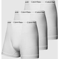 Calvin Klein 3-Pack Boxer Shorts - White, White