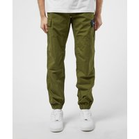 Image of Tommy Jeans Cuffed Cargo Pants - Olive/Olive, Olive/Olive