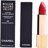 Chanel ROUGE ALLURE VELVET #56-rouge charnel