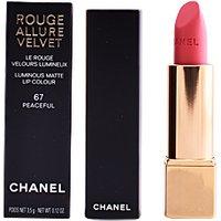 Chanel ROUGE ALLURE VELVET #67-peaceful