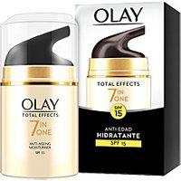 TOTAL EFFECTS anti edad hidratante SPF15 37 ml