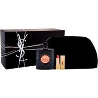 Yves Saint Laurent BLACK OPIUM lote 3 pz