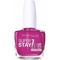 SUPERSTAY nail gel color  886 fuchsia