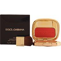 Dolce & Gabbana Makeup THE BLUSH luminous cheek colour #15-sole 5 gr