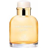 Dolce & Gabbana LIGHT BLUE SUN POUR HOMME EDT vaporizador 75 ml
