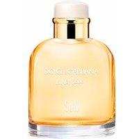 Dolce & Gabbana LIGHT BLUE SUN POUR HOMME EDT vaporizador 125 ml