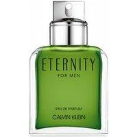 Calvin Klein ETERNITY FOR MEN EDP vaporizador 50 ml