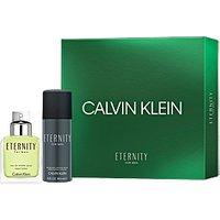 Calvin Klein ETERNITY FOR MEN lote 2 pz