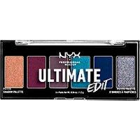 ULTIMATE EDIT petite shadow palette  ash 6x1 2 gr