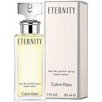 Calvin Klein ETERNITY EDP vaporizador 30 ml