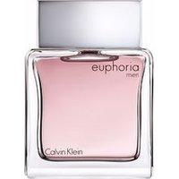 Calvin Klein EUPHORIA MEN EDT vaporizador 50 ml