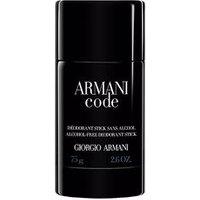 Giorgio Armani ARMANI CODE POUR HOMME desodorante stick 75 gr