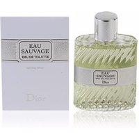 Christian Dior EAU SAUVAGE EDT vaporizador 50 ml