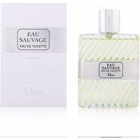Christian Dior EAU SAUVAGE EDT vaporizador 200 ml