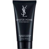 Yves Saint Laurent LA NUIT DE L'HOMME shower gel 200 ml