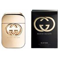 GUCCI GUILTY EDT vaporizador 75 ml
