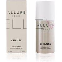 Chanel ALLURE HOMME EDITION BLANCHE desodorante vaporizador 100 ml