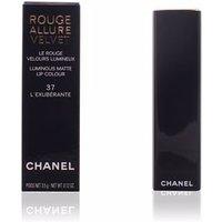Chanel ROUGE ALLURE VELVET #37-l'exuberante