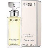 Calvin Klein ETERNITY EDP vaporizador 50 ml