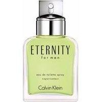 Calvin Klein ETERNITY FOR MEN EDT vaporizador 50 ml