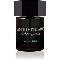Yves Saint Laurent LA NUIT DE L'HOMME le parfum vaporizador 60 ml