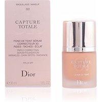 Christian Dior CAPTURE TOTALE fond de teint fluide #022-camee