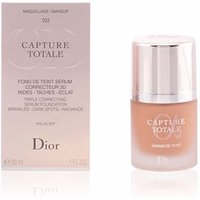 Christian Dior CAPTURE TOTALE fond de teint fluide #033-beige abricot