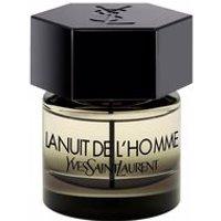 Yves Saint Laurent LA NUIT DE L'HOMME EDT vaporizador 40 ml