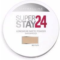 SUPERSTAY powder waterproof  040 fawn