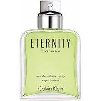 Calvin Klein ETERNITY FOR MEN EDT vaporizador 200 ml