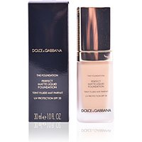 Dolce & Gabbana Makeup THE FOUNDATION perfect matte liquid SPF20 #80-creamy