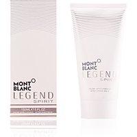 Montblanc LEGEND SPIRIT after-shave balm 150 ml