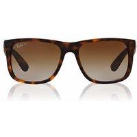 Ray-Ban RB4165 Justin Polarised Wayfarer Sunglasses