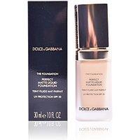 Dolce & Gabbana Makeup THE FOUNDATION perfect matte liquid SPF20 #75-bisque