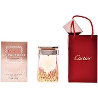 Cartier LA PANTHERE limited edition EDP vaporizador 75 ml