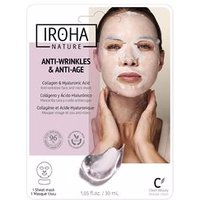 100% COTTON FACE & NECK MASK collagen-antiage 1 use