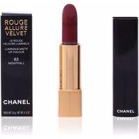 Chanel ROUGE ALLURE VELVET #63-nightfall