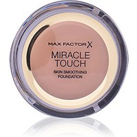 MIRACLE TOUCH skin smoothing foundation  85 caramel