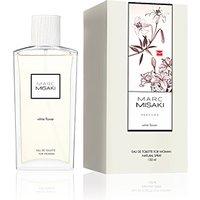 MARC MISAKI FOR WOMAN white flower eau de toilette spray 150 ml